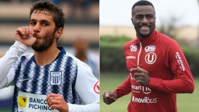 Alianza Lima se despidió de Felipe Rodríguez y Universitario anunció la partida de Christian Ramos