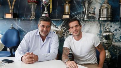Boca Juniors: Fernando Gago rescindió contrato