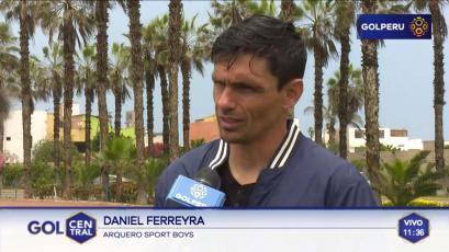 Daniel Ferreyra: