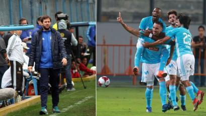 Sporting Cristal: Emanuel Herrera podría reaparecer con la reserva celeste