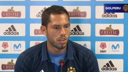 """Patricio Álvarez: """"Estamos a solo dos puntos de recuperar el primer lugar"""""""