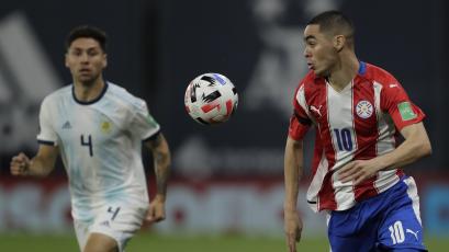 Clasificatorias Sudamericanas: Argentina igualó 1-1 ante Paraguay en La Bombonera