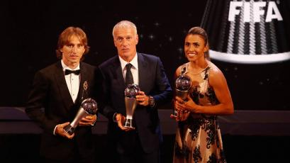 FIFA The Best 2018: Todos los ganadores