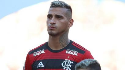 Miguel Trauco entró en la convocatoria de Flamengo para cuadrangular internacional