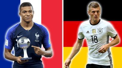 UEFA Nations League: Francia recibe a Alemania en duelo de campeones