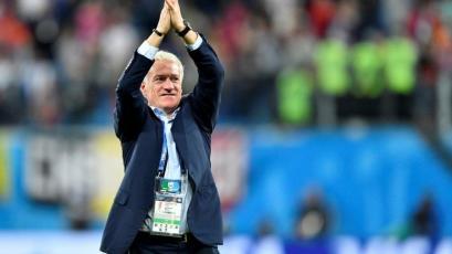 Didier Deschamps se queda en Francia hasta el 2020