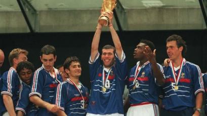 Un día como hoy, Francia derrotó a Brasil y salió campeón del mundo en 1998
