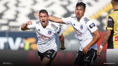 Gabriel Costa marcó un gol importante en el triunfo de Colo Colo (VIDEO)