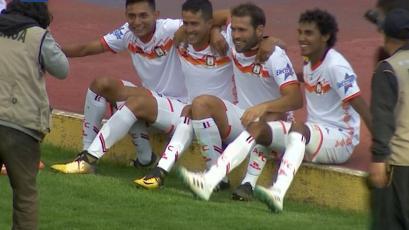 Ayacucho FC vence a UTC y suma 5 partidos sin perder