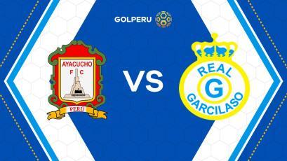 Ayacucho F.C empató 1-1 con Real Garcilaso