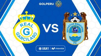 Real Garcilaso y Deportivo Binacional abren la fecha 6