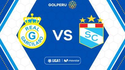Real Garcilaso y Sporting Cristal abren la décima fecha de la Liga1 Movistar