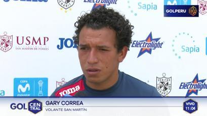 Gary Correa: