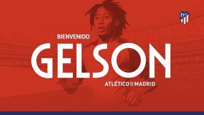 Gelson Martins refuerza al Atlético de Madrid