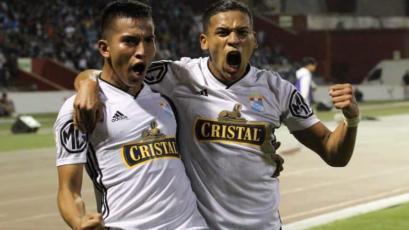 """Gerald Távara: """"Quiero consolidarme como jugador en Cristal y luego apuntar a la selección"""""""