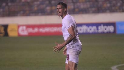 Germán Denis tras empate de Universitario: