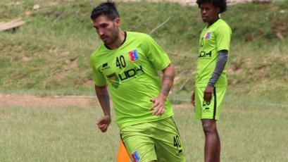 Germán Pacheco tras debutar con Alianza Universidad: