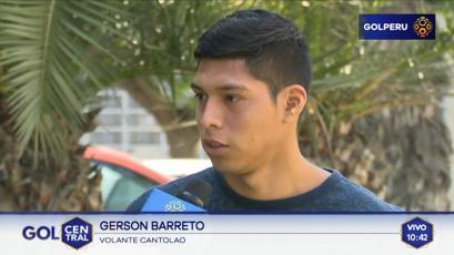 Gerson Barreto: