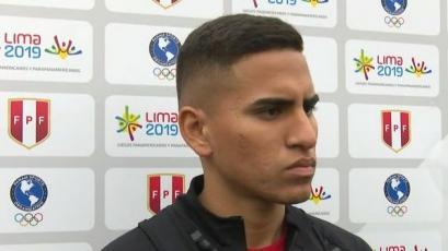 Gianfranco Chávez se recuperó de lesión y jugará con Perú ante Honduras en partido clave por Lima 2019