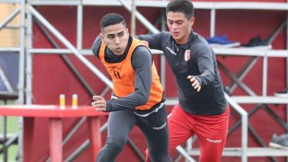 Defensa de la Sub-23 Gianfranco Chávez se lesionó a pocos días del debut ante Uruguay