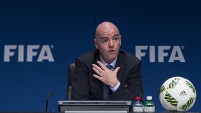 FIFA: Gianni Infantino considera que gracias a la pandemia el fútbol podría reformarse
