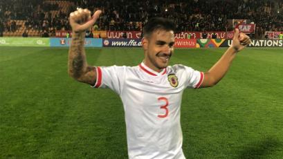 Gibraltar gana su primer partido oficial