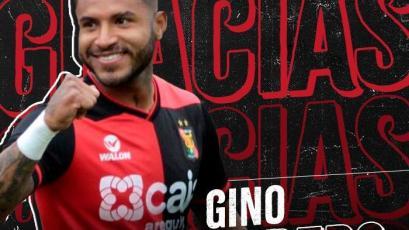 Melgar anunció la salida de Gino Guerrero