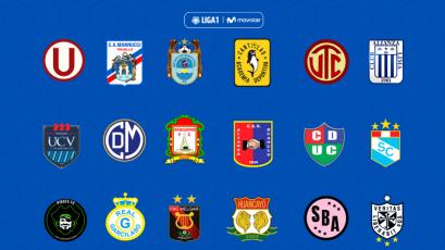 Liga1 Movistar: así se jugará la segunda fecha del Torneo Clausura