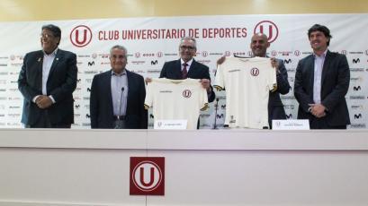 Gregorio Pérez fue presentado oficialmente: