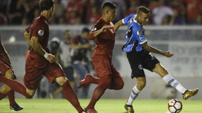 Gremio empató en casa de Independiente por la Recopa Sudamericana
