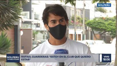 Rafael Guarderas rechazó a Carlos A. Mannucci para seguir en Universitario: