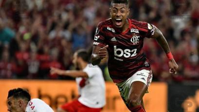 Copa Libertadores: Paolo Guerrero y el Inter perdieron en cancha del Flamengo