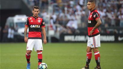 Paolo Guerrero y Miguel Trauco son convocados por Flamengo