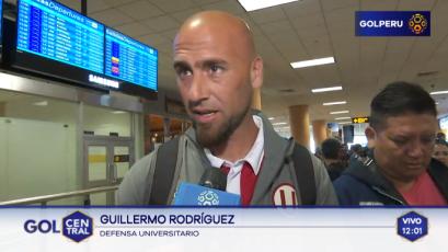 Guillermo Rodríguez: