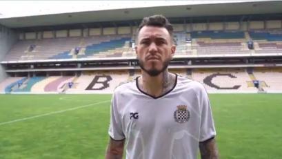 Gustavo Dulanto debutó con la camiseta del Boavista en amistoso con el Niza (VIDEO)