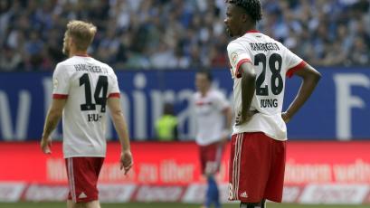 Bundesliga: Hamburgo descendió por primera vez en su historia