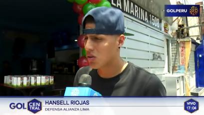Hansell Riojas: