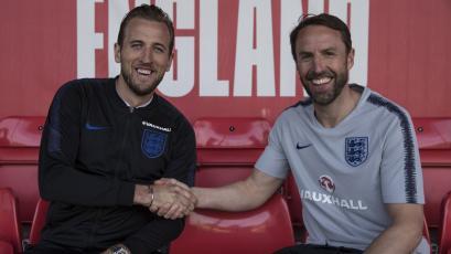 Harry Kane es nombrado capitán de Inglaterra para el Mundial