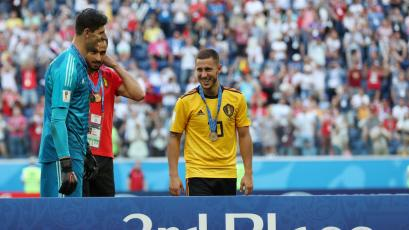 Chelsea: Esta es la cifra que pide por Courtois y Hazard