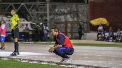 Real Garcilaso: Héctor Tapia dejó de ser entrenador del plantel cusqueño