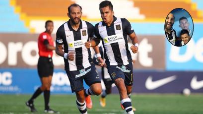 Alianza Lima 2-0 Binacional: así fue la emocionante celebración en el vestuario comandada por Hernán Barcos (VIDEO)