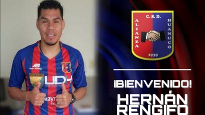 Liga1 Movistar 2020: Hernán Rengifo es el nuevo goleador de Alianza Universidad