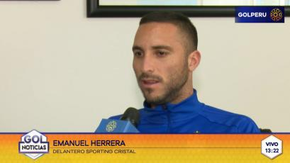 Emanuel Herrera:
