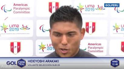 Hideyoshi Arakaki: