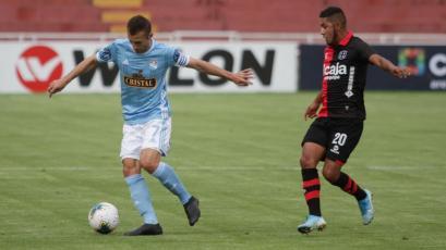 Horacio Calcaterra sobre Sporting Cristal: