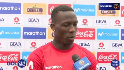 """Luis Advíncula: """"Costa Rica y Colombia son dos grandes selecciones"""""""