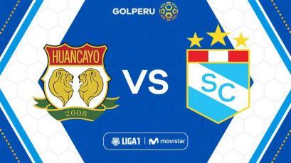 Sport Huancayo recibe a Sporting Cristal en la Incontrastable