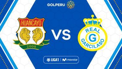Sport Huancayo recibe a Real Garcilaso por la Liga1 Movistar