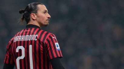 Serie A: las condiciones de Zlatan Ibrahimovic para seguir en el Milan