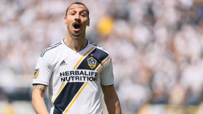 Ibrahimovic se despide de la MLS: